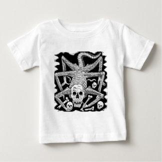 くもの骨組 ベビーTシャツ