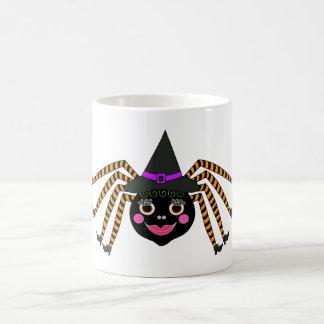 くもの魔法使いハロウィン コーヒーマグカップ