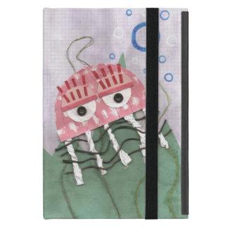 くらげの櫛の私パッドの小型箱 iPad MINI ケース