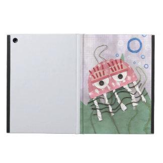 くらげの櫛の私パッドの空気箱 iPad AIRケース