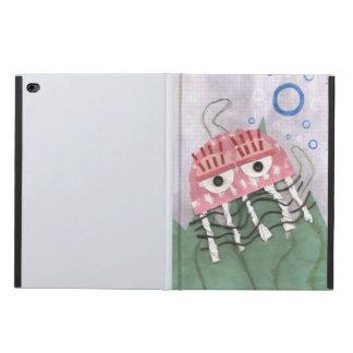 くらげの櫛の私パッドの空気2箱 POWIS iPad AIR 2 ケース
