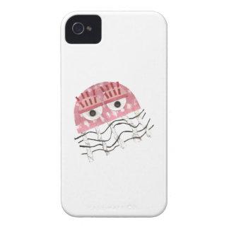 くらげの櫛の私電話4箱 Case-Mate iPhone 4 ケース