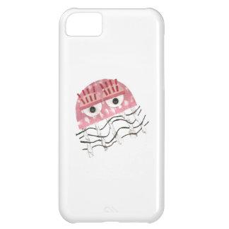 くらげの櫛の私電話5C箱 iPhone5Cケース