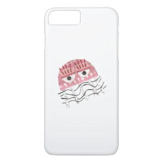 くらげの櫛の私電話7プラスの箱 iPhone 8 PLUS/7 PLUSケース