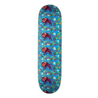 くらげの芸術 20.6CM スケートボードデッキ