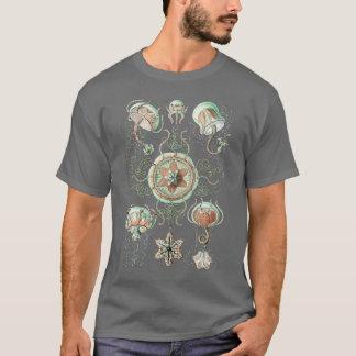 くらげ- Trachymedusae Tシャツ