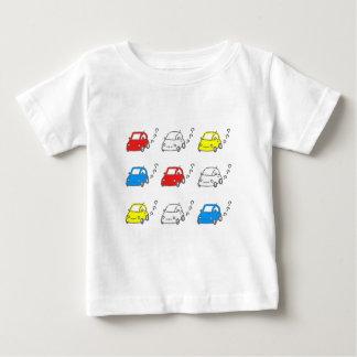 くるま・クルマ・車 ベビーTシャツ