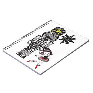 くるみ割りのノート ノートブック