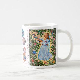 くるみ割りのバレエの休日のマグ コーヒーマグカップ