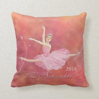 くるみ割りのバレエの記念品の枕 クッション