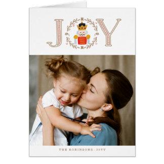 くるみ割りの王子Holiday Photo カード