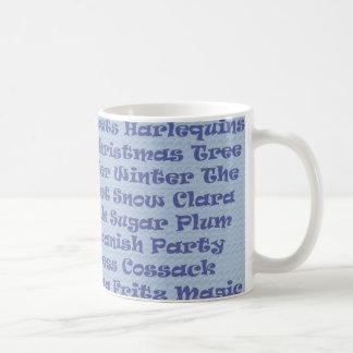 くるみ割り コーヒーマグカップ