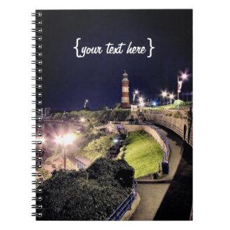 くわのアプローチおよびSmeatonのタワー ノートブック