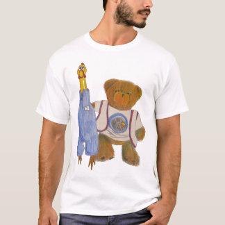 けばおよびカミラの鉛筆のスケッチ Tシャツ