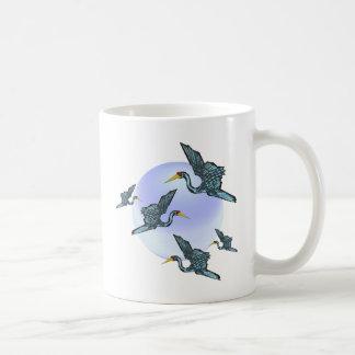 こうのとり コーヒーマグカップ