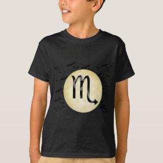 こうもりの月の蠍座 Tシャツ