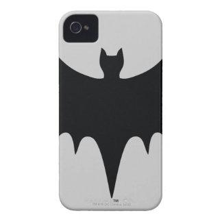 こうもりの記号場面転移 Case-Mate iPhone 4 ケース