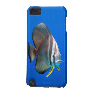 こうもりの魚のipod touchの青い箱 iPod touch 5G ケース