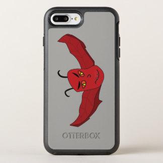 こうもりのIphoneの悪魔のようい場合 オッターボックスシンメトリーiPhone 8 Plus/7 Plusケース