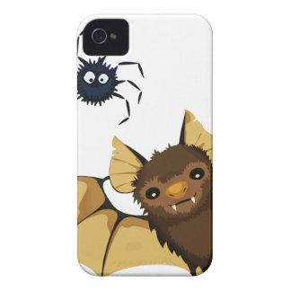 こうもり Case-Mate iPhone 4 ケース