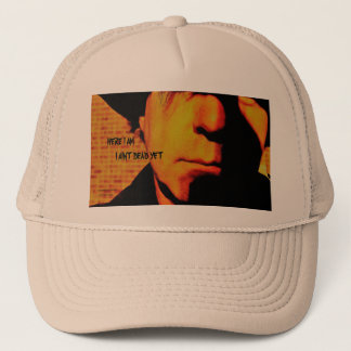 ここに私は完全に私AINTけれども帽子です キャップ