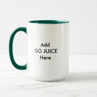 ここに行きます加えて下さいジュース マグカップ