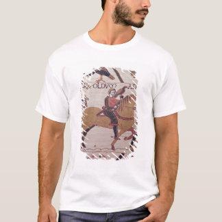 ここに計算の人はウィリアムに伯爵ハロルドを導きます Tシャツ