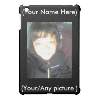 (ここのあなたの名前) iPad MINI カバー