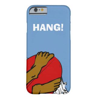 こつ10の波のiPhone6ケース Barely There iPhone 6 ケース