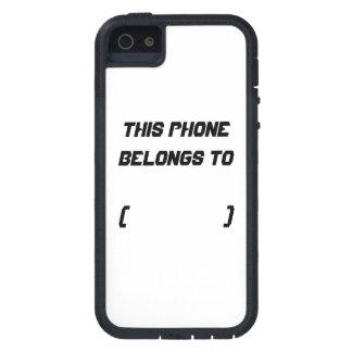 このあなたの電話はありますか。 iPhone SE/5/5s ケース