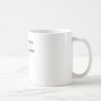 このさえずりを読むことができたら222先生を感謝していして下さい コーヒーマグカップ