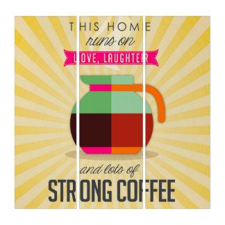 このコーヒーの愛笑い声そして多くでホームラン トリプティカ