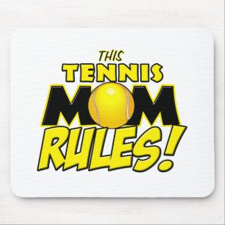 このテニスのお母さんRules.png マウスパッド