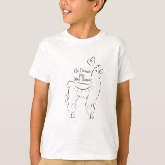 このラマのための戯曲無し Tシャツ