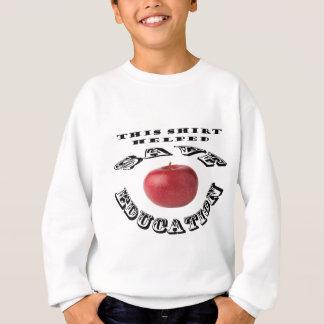このワイシャツの助手の保存の教育2 スウェットシャツ