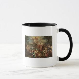 この上なく幸福な分野のAeneasの視野 マグカップ