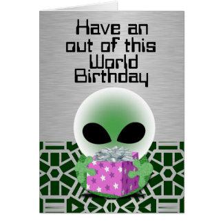 この世界の誕生日から カード