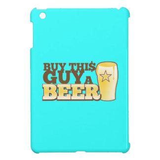 この人をビール買って下さい!  ビール店から iPad MINIケース