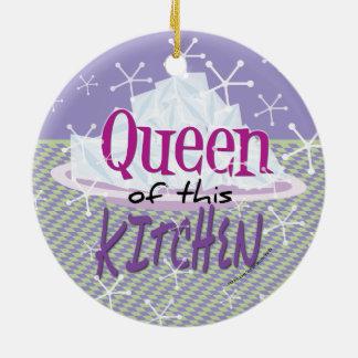 この台所の女王 セラミックオーナメント