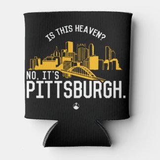 この天国はありますか。 いいえのそれはピッツバーグです 缶クーラー