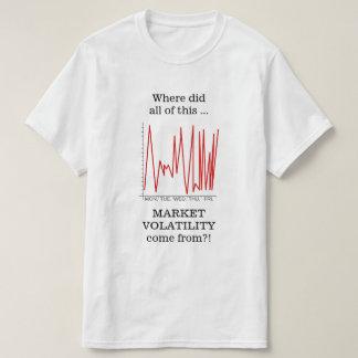 この市場非持久性すべてを…したところ Tシャツ