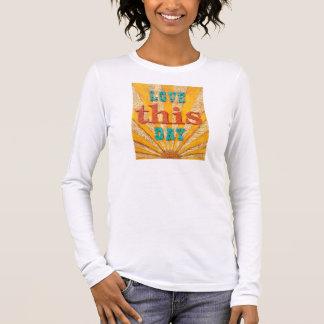 この日光線を愛して下さい Tシャツ