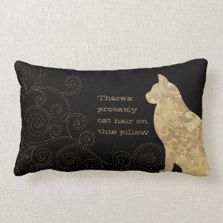 この腰神経の枕のおそらく猫の毛 ランバークッション