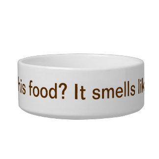この食糧を呼びますか。 ペットボウル ボウル
