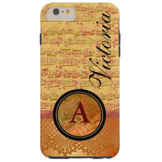 この黄色いのミュージカル個人化して下さい TOUGH iPhone 6 PLUS ケース
