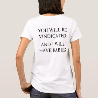 この1つはスープ医者に出かけます Tシャツ