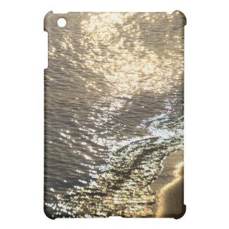 こはく色の反射 iPad MINIカバー