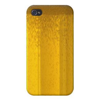 こはく色ビールiPhoneの箱 iPhone 4 Cover