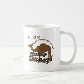 こぶ日のラクダ! コーヒーマグカップ