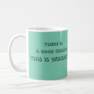 これがウィスキーのよいチャンスがあります コーヒーマグカップ